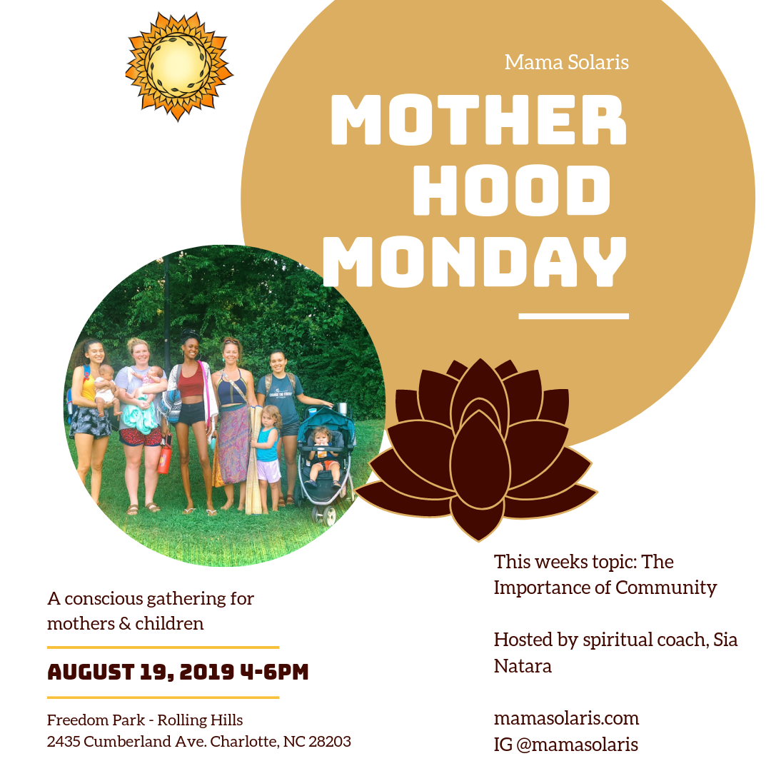 Copy of Mother Hood Monday